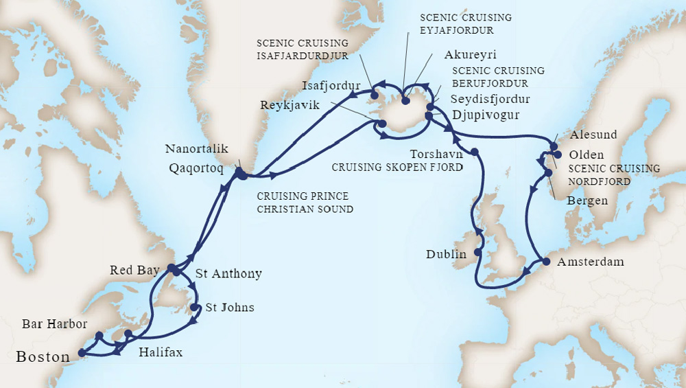 35-Day Voyage of The Vikings
