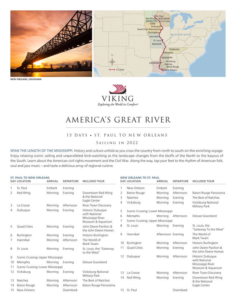 America's Great River