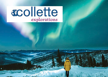 Collette Explorations: Alaska's Northern Lights