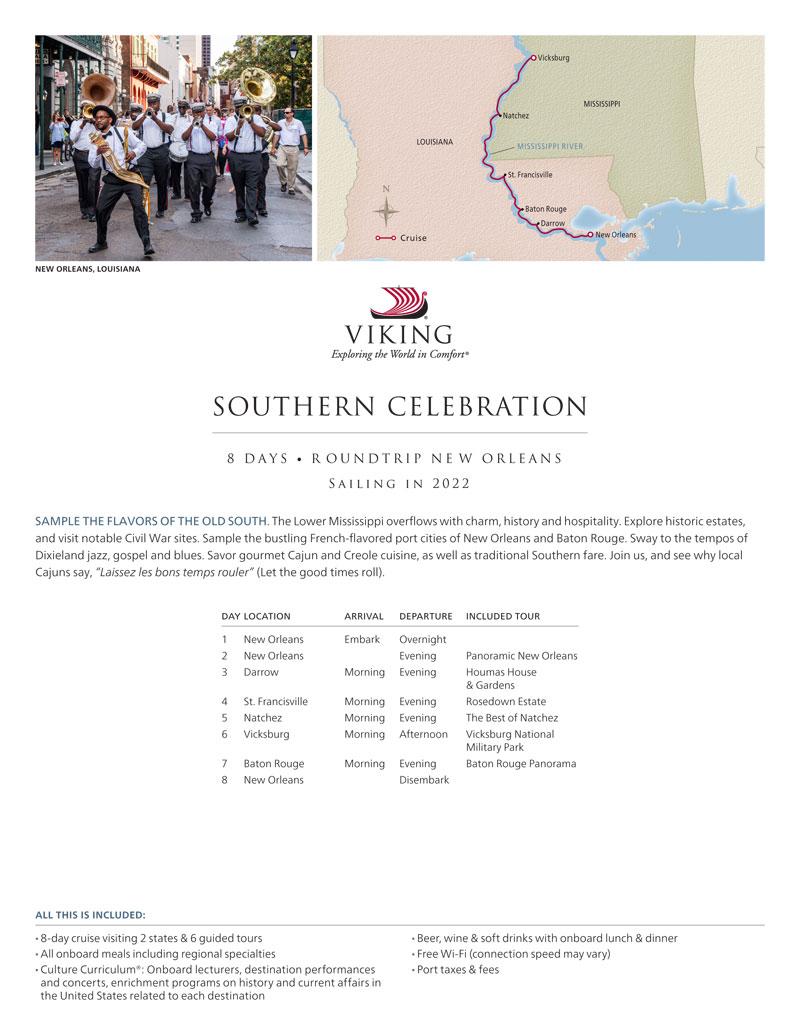 Southern Celebration