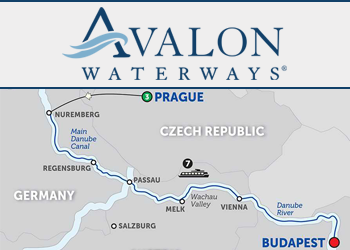Avalon Waterways: The Legendary Danube