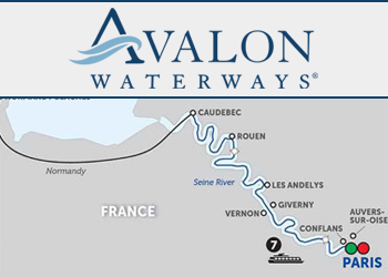 Avalon Waterways: Paris to Normandy