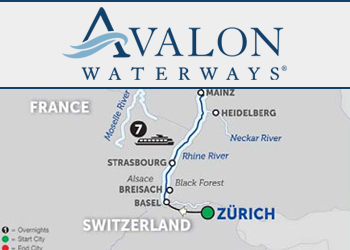 Avalon Waterways: The Romantic Rhine