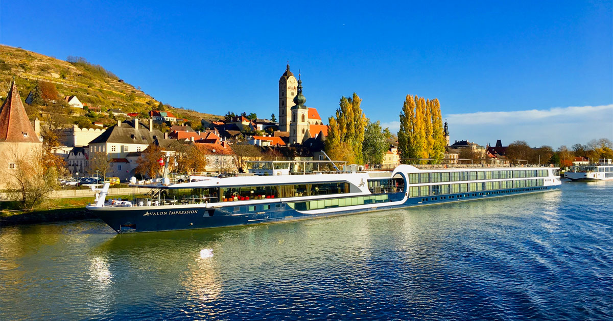 Top 6 Reasons You NEED To Take A River Cruise