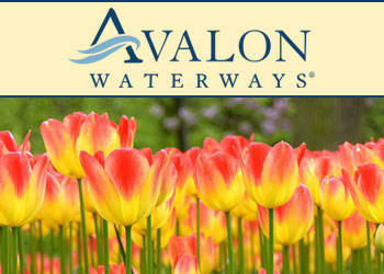 Avalon Waterways: Tulip Time River Cruise