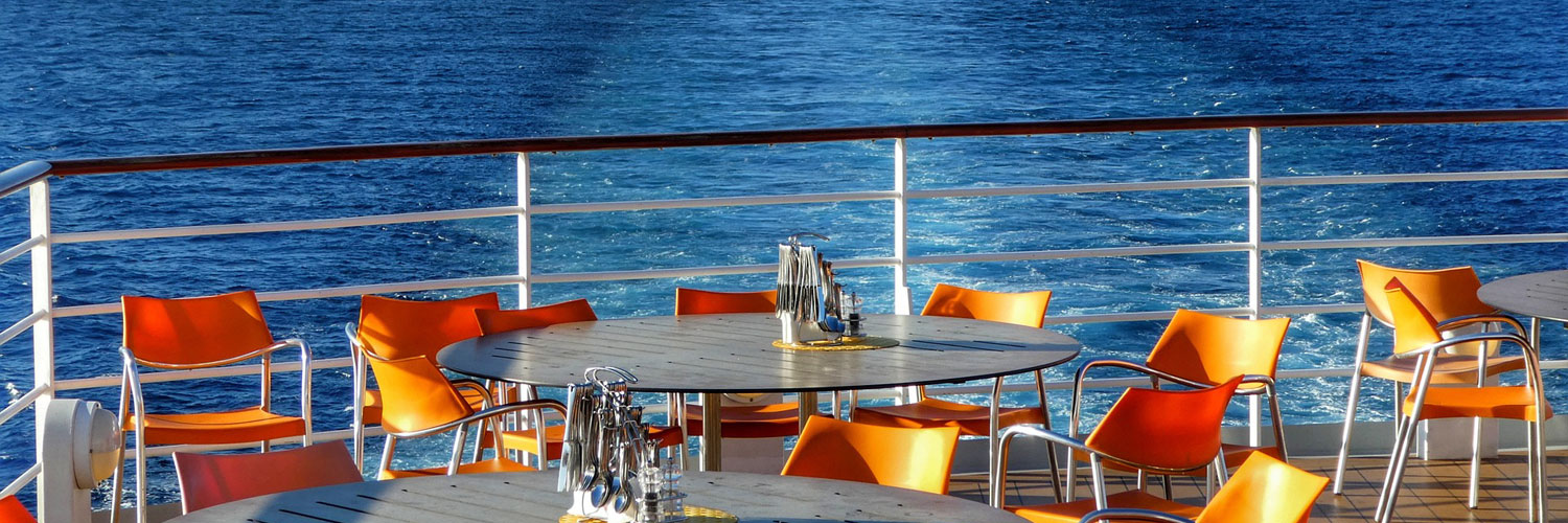 Cruise Ship Deck Caribbean