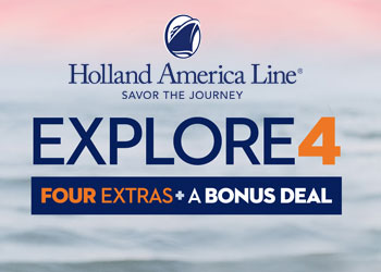 Holland America Line: Explore 4