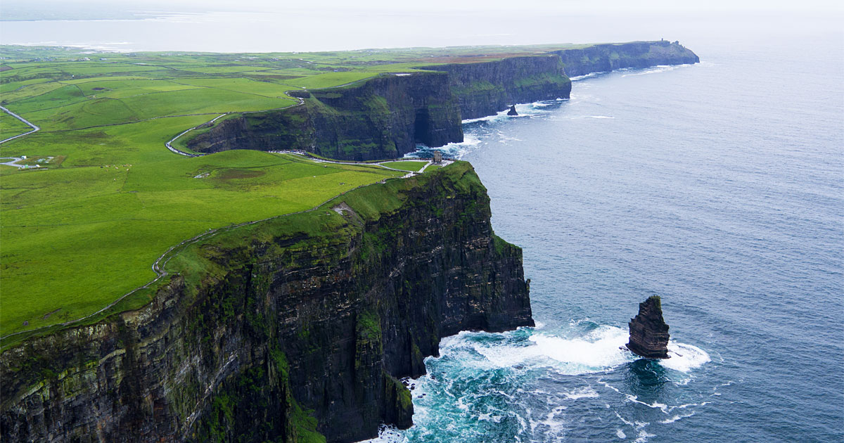 10 Reasons Why Your Next Trip Should Be To Ireland