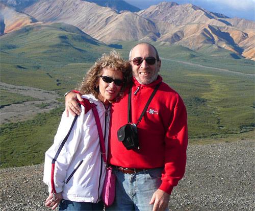 Ruth & Jeff Sturman