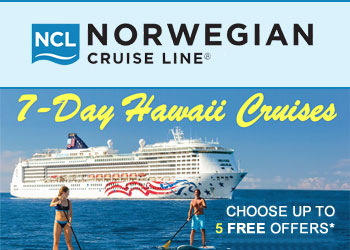 Norwegian Cruise Line: Free At Sea Hawaii Cruises