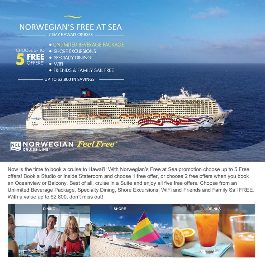 Norwegian Cruise Line Hawaii