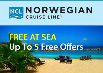 Norwegian Cruise Line: Beat The Freeze