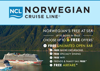 Norwegian Cruise Line: Free At Sea