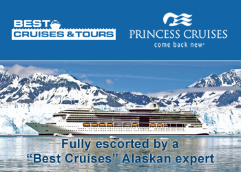 Princess Cruises: Exclusive 14-Day Alaska Vacation