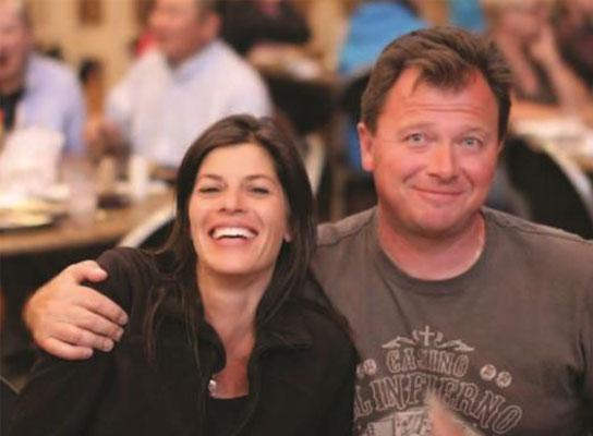 Randi and Rob Dixon