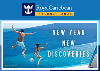 Royal Caribbean: New Year…New Discoveries