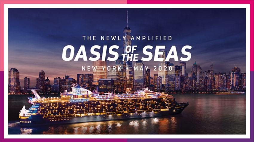 Royal Caribbean: Oasis of the Seas