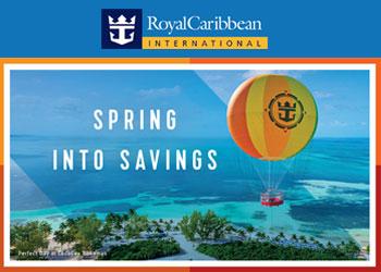 Royal Caribbean: Spring Into Savings