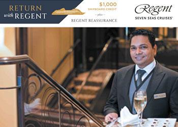 Regent Seven Seas Cruises: Regent Reassurance