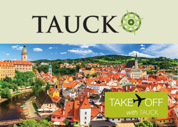 Tauck Tours & Cruises: Take Off To Europe